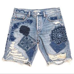 Free People Heartbreaker Shorts ❤️